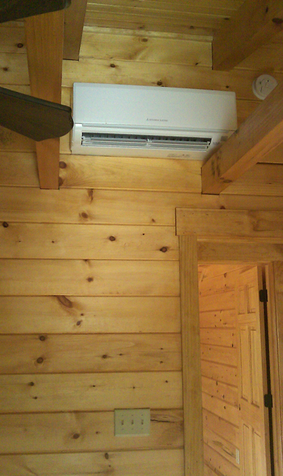 Ductless System Air Handler Virginia