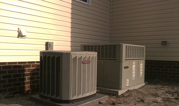 Gas Furnace Heat Pump Newport News