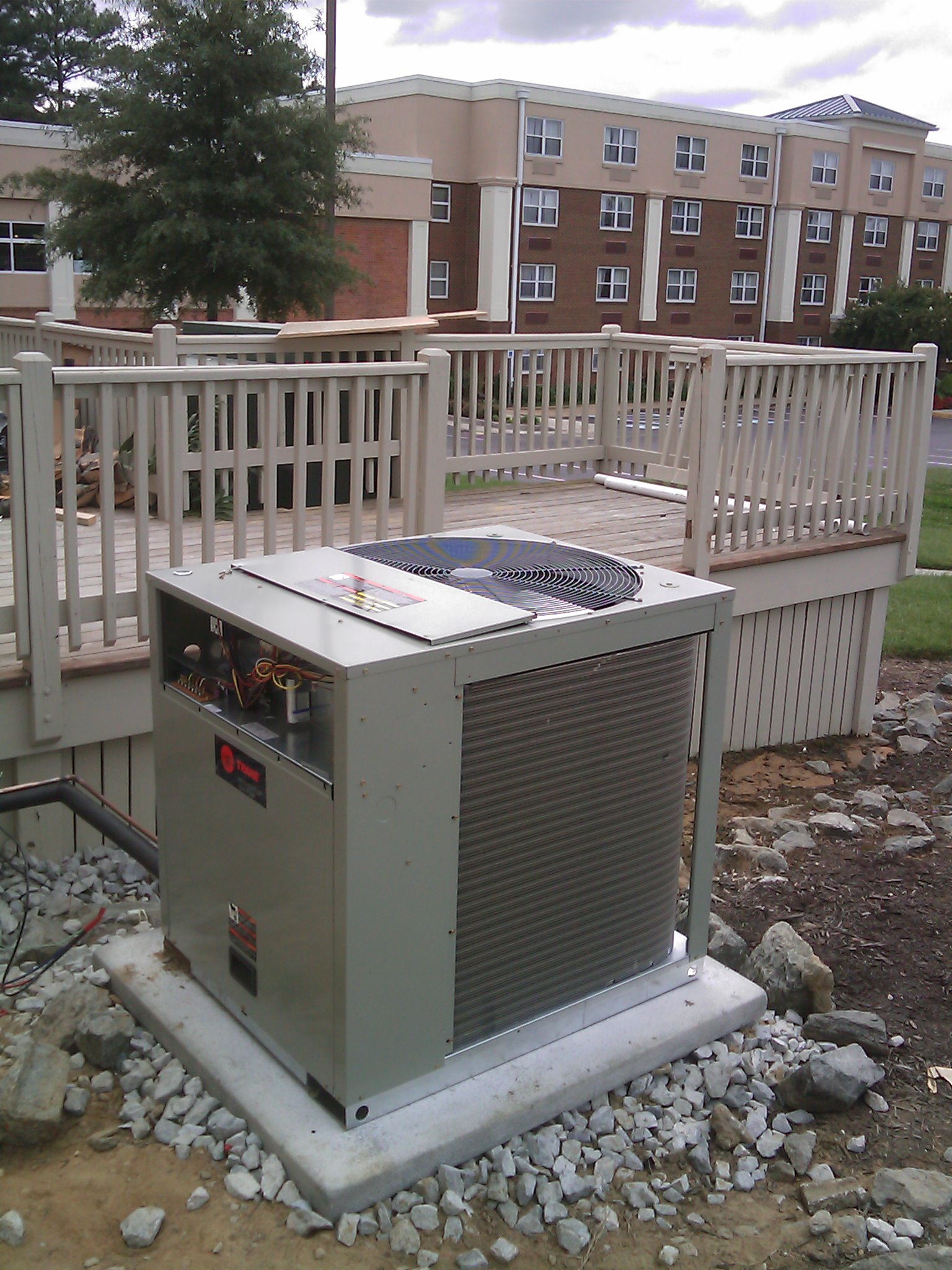 WHRO Heat Pump Williamsburg