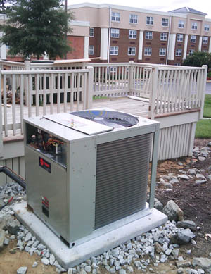 Virginia heating HVAC