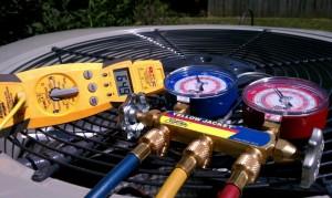refrigerant-meter